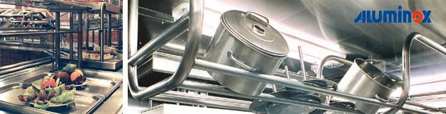 камбузное оборудоваие aluminox