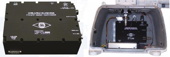 Kelvin Highes квазиимпульсный твердотельный радар SharpEye