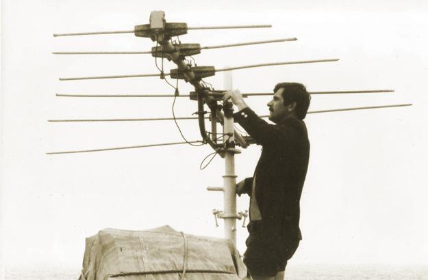 """ОИС """"Аджария"""", 1986 г. обслуживание судового оборудования"""