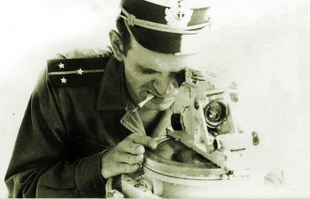 штурман, 1977 Финский залив