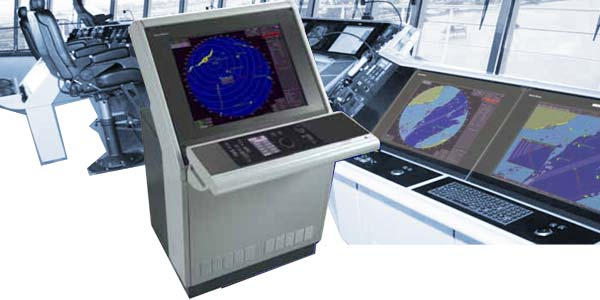 Радар РЛС Nortrop Grumman SperryY Marine VisionMaster