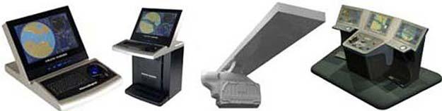 Kelvin Hughes Manta Digital Radar Радиолокационная станция