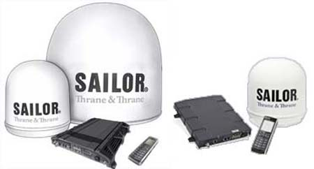 Thrane&Thrane Sailor Fleet Broadband
