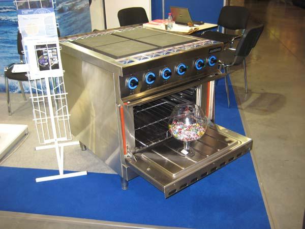 Камбузное оборудование Aluminox