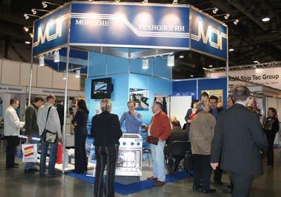 Нева 2009 Морские Технологии судовое оборудование